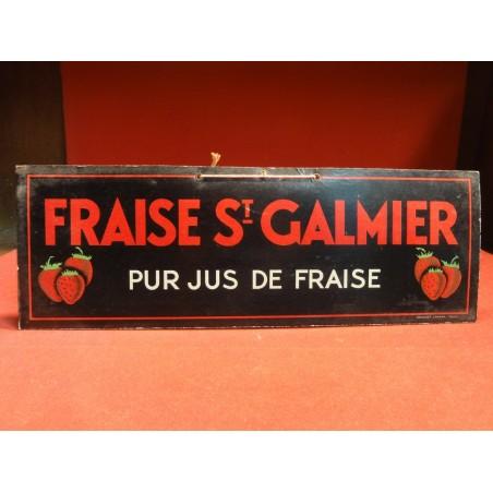 CARTON FRAISE SAINT GALMIER35CM X12CM