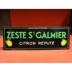 CARTON ZESTE SAINT GALMIER 35CM X12CM