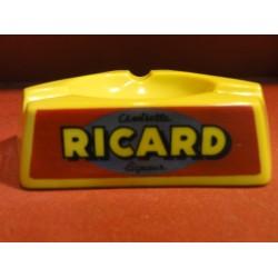 CENDRIER RICARD ANISETTE LIQUEUR  15X13.50