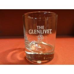 6 VERRES  THE GLENLIVET 29CL HT.9.50CM