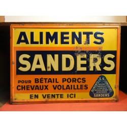 TOLE ALIMENTS SANDERS 51CM X36.50CXM