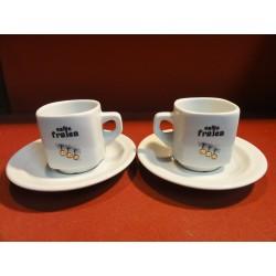 DEUX TASSES A CAFE FRAICA 10/12CL
