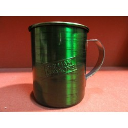 1 MUG  WILLIAM LAWSON EN INOX HT.9.40CM