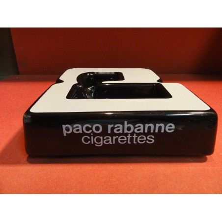 CENDRIER PACO RABANNE CIGARETTES 19CM X18.50CM