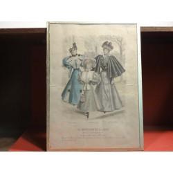 LE MONITEUR DE LA MODE  N°9 1895