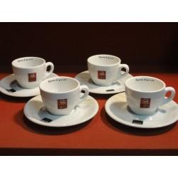 4 TASSES A CAFE JAVA  12CL