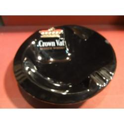 CENDRIER CROWN VAT  DIAMETRE 21CM