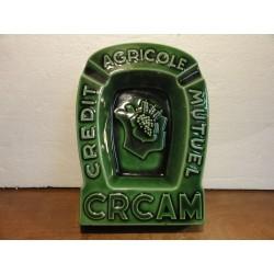 CENDRIER CREDIT AGRICOLE  MUTUEL  20.50CM X14.50CM