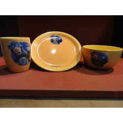 ENSEMBLE  DISNEYLAND  3 PIECES  BALOO