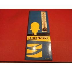 GLACOIDE  LAMPE NORMA  26CM X10.50CM