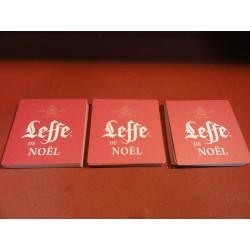 30 SOUS BOCKS LEFFE DE NOEL