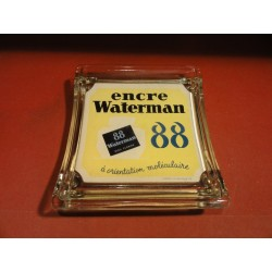 RAMASSE-MONNAIE  ENCRE WATERMAN 88 19.50CM X18CM