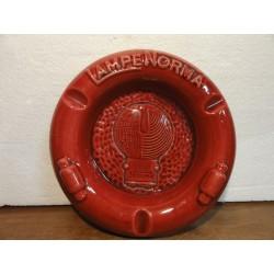 CENDRIER LAMPE NORMA  DIAMETRE 16.50CM