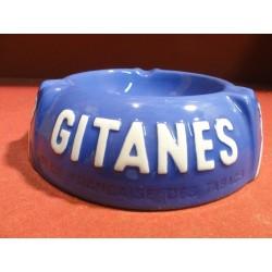 CENDRIER CIGARETTES GITANES  DIAMETRE  15.20CM