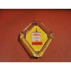 CENDRIER SHELL 14.50CM X12CM