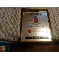 MIROIR JAMESON  54CM X44CM