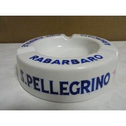CENDRIER ST PELLEGRINO DIAMETRE 16CM