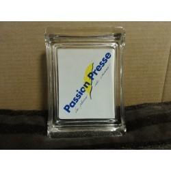 RAMASSE-MONNAIE  PASSION PRESSE  19CM X13.50CM