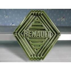 CENDRIER RENAULT  16CM X15CM