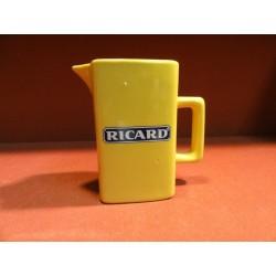 PICHET RICARD  JAUNE  HT. 10CM