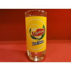 6 VERRES LIPTON ICE TEA