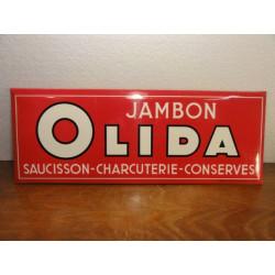 GLACOIDE  JAMBON OLIDA