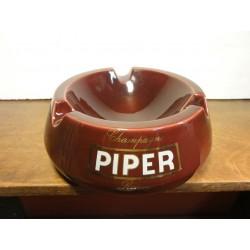CENDRIER CHAMPAGNE PIPER DIAMETRE 20.50CM