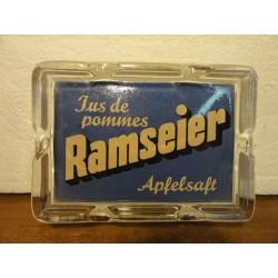 CENDRIER JUS DE POMME RAMSEIER 15CM X11CM