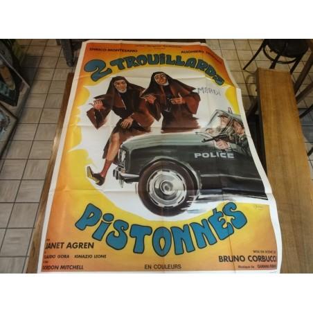 DEUX TROUILLARDS PISTONNES 1971/73