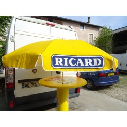 PARASOL RICARD  JAUNE...