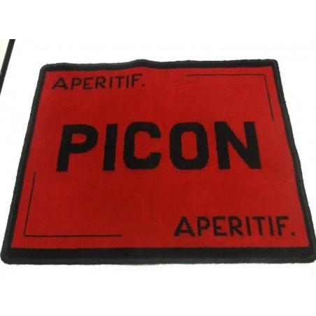 1 TAPIS DE CARTES  PICON  59CM X46CM