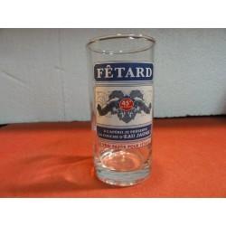 1 VERRE RICARD FETARD 25CL...