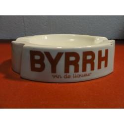 CENDRIER BYRRH  18.50CM X12CM
