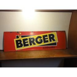 TOLE BERGER  71.50CM X 22.50CM