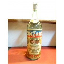 ANCIENNE  BOUTEILLE CINZANO...