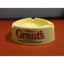 CENDRIER WILLIAM GRANT'S...