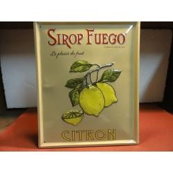 TOLE  SIROP FUEGO  OCCASION...