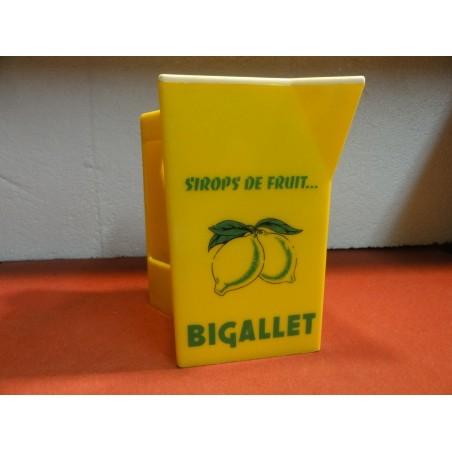 PICHET  BIGALLET  1 LITRE  HT 17.50CM