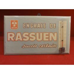 GLACOIDE THERMOMETRE ENGRAIS DE RASSUEN
