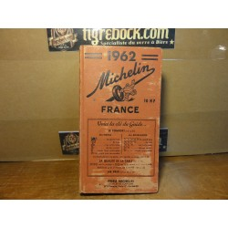GUIDE MICHELIN 1962