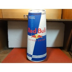 TOLE  RED BULL  BOMBEE...