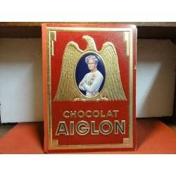 ALBUM  CHOCOLAT  AIGLON...