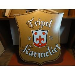ENSEIGNE TRIPEL KARMELIET...