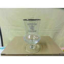 1 MINI VERRE GORDON BEER 15CL