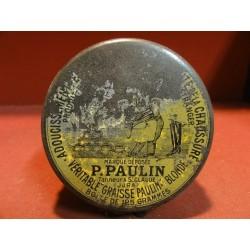 BOITE DE GRAISSE PAULIN...