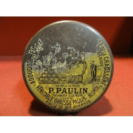 BOITE DE GRAISSE PAULIN  DIAMETRE 10CM