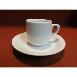 10 TASSES A CAFE NEUTRE