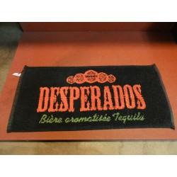 TAPIS DE BAR DESPERADOS...