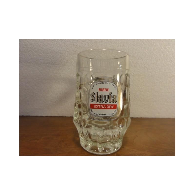Chope à bière SLAVIA