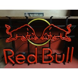 ENSEIGNE RED BULL 56CM X37CM